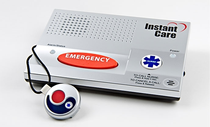 Emergency Button + Nurse Button